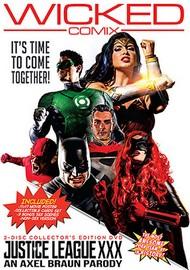 Justice League XXX - An Axel Braun Parody