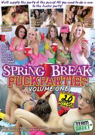 Spring Break Fuck Parties