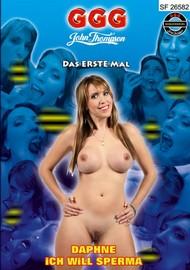 Daphne ich will Sperma (Das erste Mal)