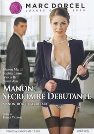Manon, Secretaire debutante (Manon, Rookie Secretary)