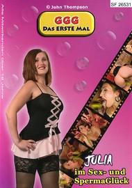 Julia im Sex- und Spermaglück (Das erste Mal)